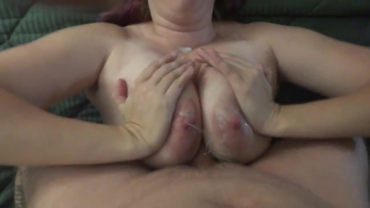 Huge Lactating Titty Fuck